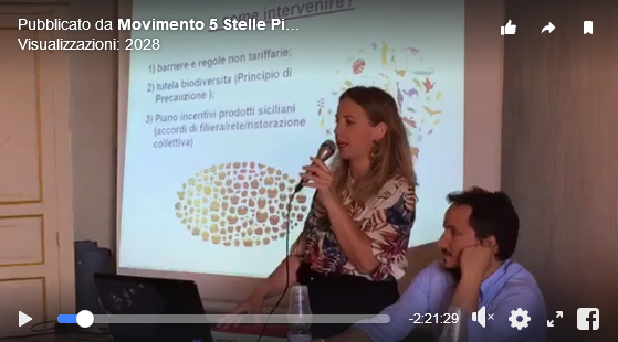 Video dell'evento del 16 giugno a Pietraperzia, Enna