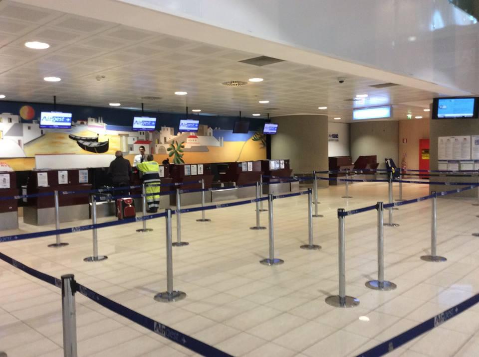 Aeroporti: Palmeri e Tancredi (M5s), domani non saremo a vertice su crisi Airgest