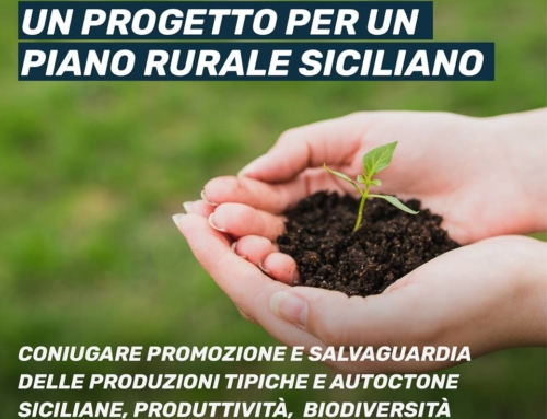 Un progetto per un Piano Rurale Siciliano