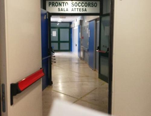 Visita all'ospedale San Vito e Santo Spirito di Alcamo