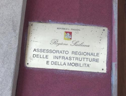 Problema trasporti in Sicilia e nel trapanese