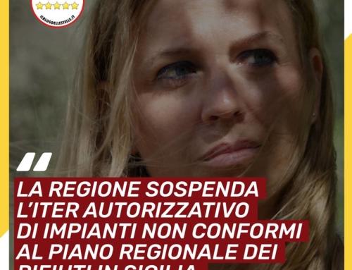 """Rifiuti. M5: """"In attesa del piano regionale, Musumeci sospenda iter per nuovi impianti"""""""