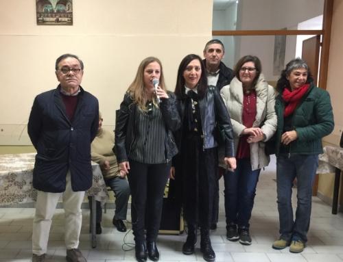 8 marzo: visita l'IPAB di Alcamo