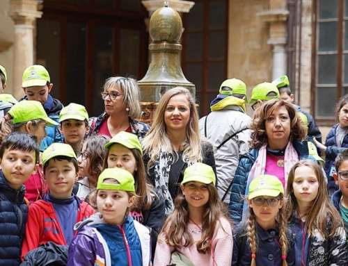 Gli alunni dell'Istituto A. D'Ajetti di Pantelleria in visita all'Assemblea Regionale Siciliana