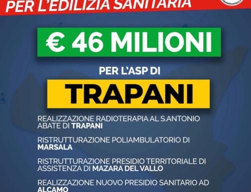 236 milioni per gli ospedali siciliani!