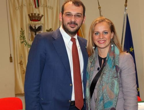 Cittadinanza onoraria di Alcamo al vicedirettore dell'Agi, Paolo Borrometi