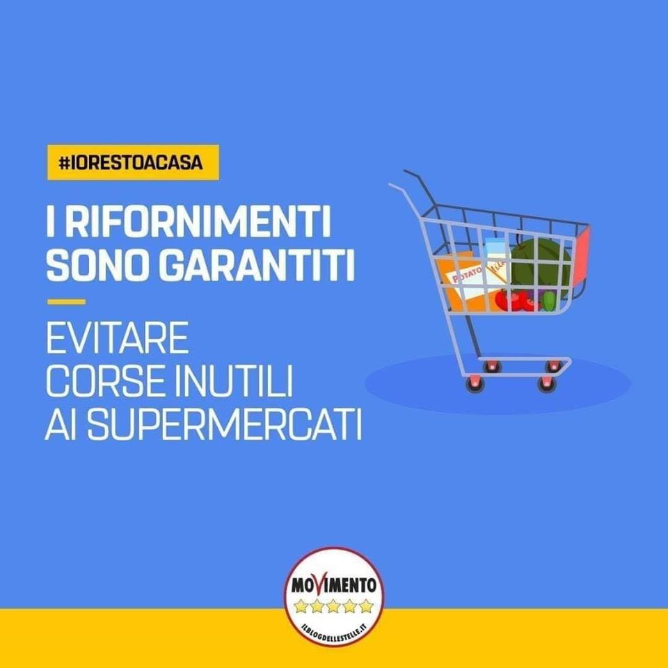 Alimenti garantiti: evitate corse inutili ai supermercati