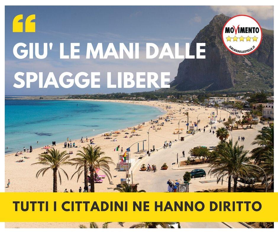 No alla riduzione degli spazi riservati alle spiagge libere