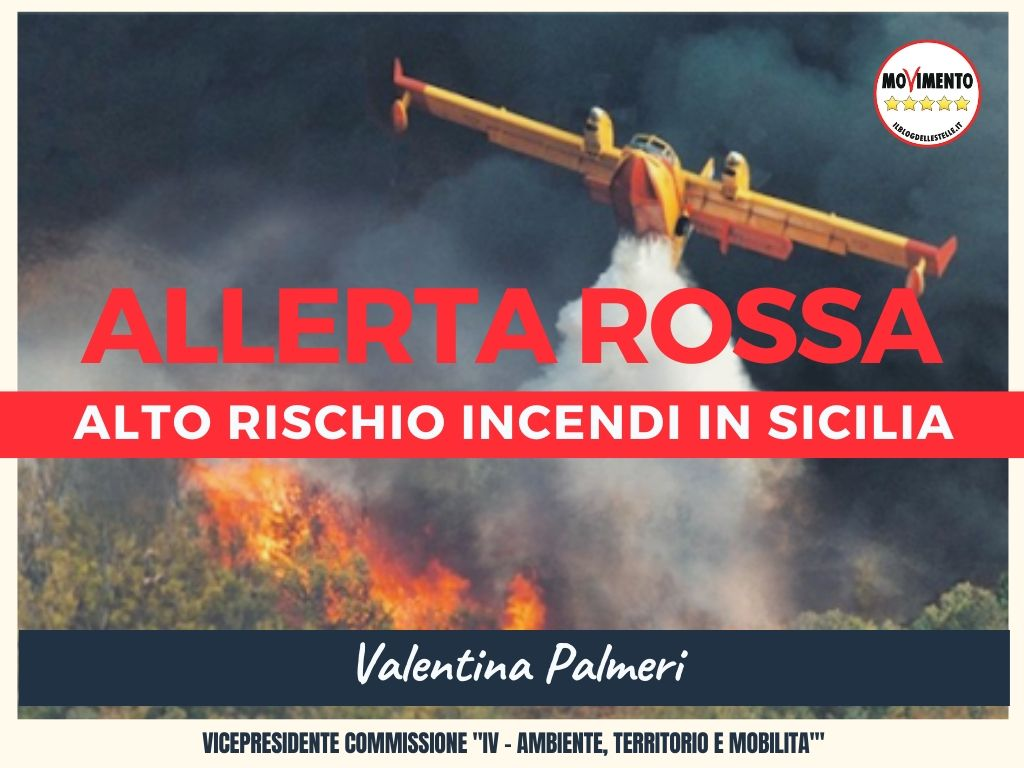 """Emergenza roghi in Sicilia: """"Perché questi incendi sempre nelle stesse circostanze?"""""""