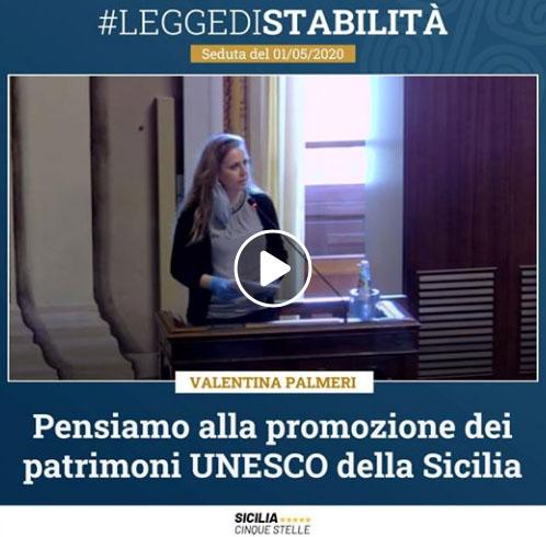 Legge di stabilità: pensiamo alla promozione dei patrimoni UNESCO della Sicilia