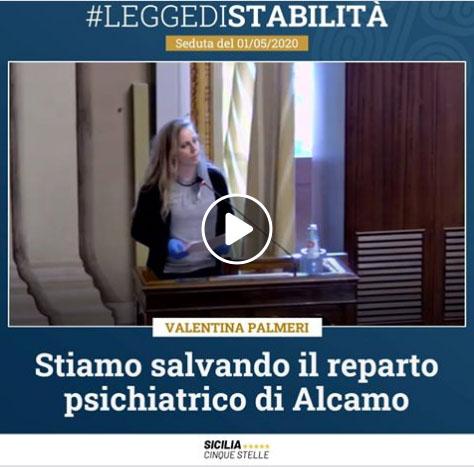 Ospedale di Alcamo: Servizio psichiatrico rimanga al suo posto!
