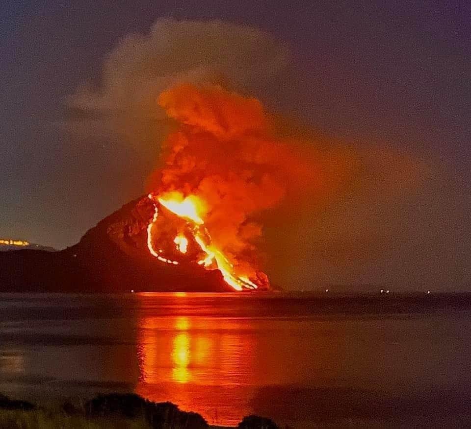 Incendio alla Riserva Monte Cofano. Interrogazione al Presidente della Regione e all'Assessore
